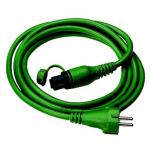 Defa MiniPlug võrgukaabel 5,0 m 230V