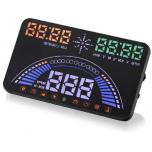 "Head Up display ""5,8"" OBD/GPS"